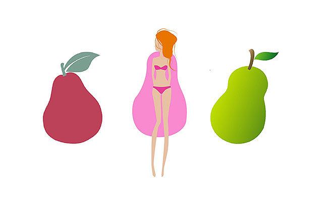 Как подобрать одежду по фигуре груша