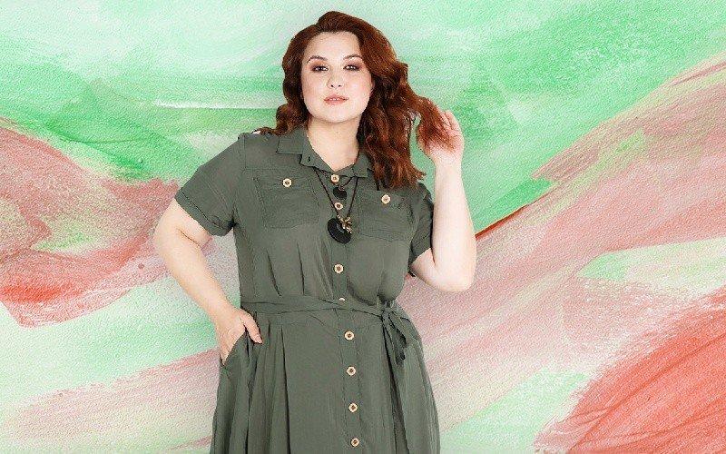 08f4b2a7bf3b Интернет магазин женской одежды больших размеров для полных девушек ...